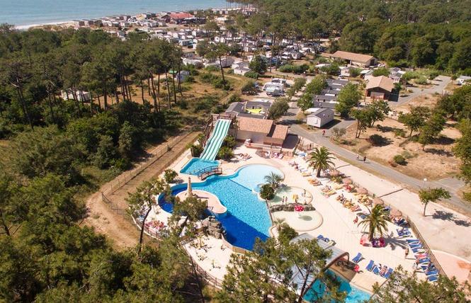 Camping Sandaya Soulac plage 3 - Soulac-sur-Mer