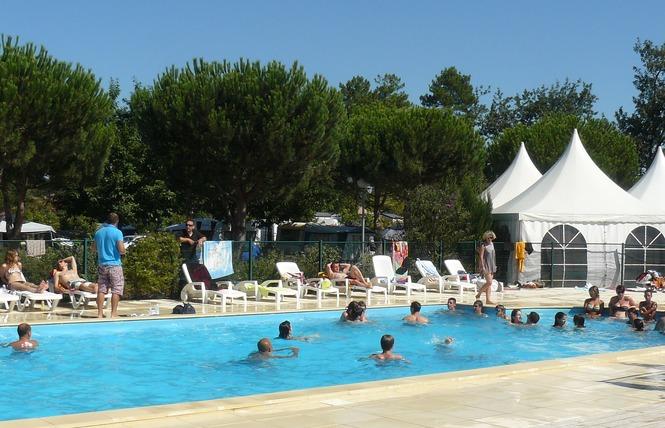 Camping Le Braou 25 - Audenge