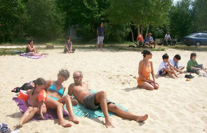 Camping La Rochade 3 - Naujac-sur-Mer