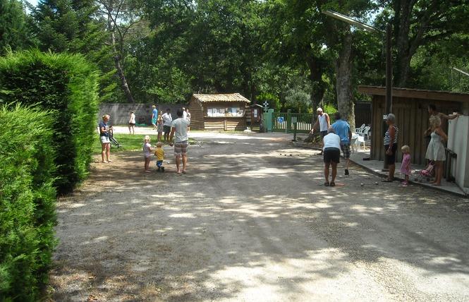 Camping Les Fougeres Lacanau 18 - Lacanau