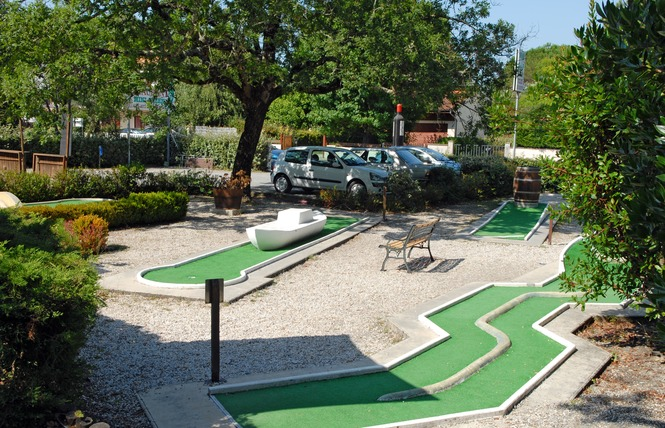 Camping De Maubuisson 6 - Carcans