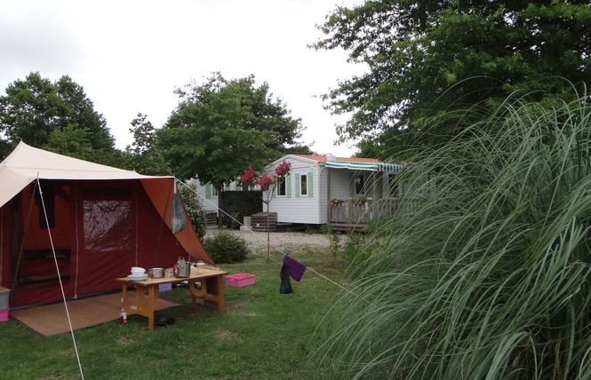 Camping Municipal Les Gabarreys 9 - Pauillac