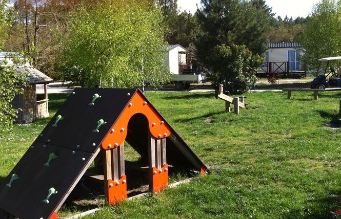 Camping le Paradis, Carcans 10 - Carcans