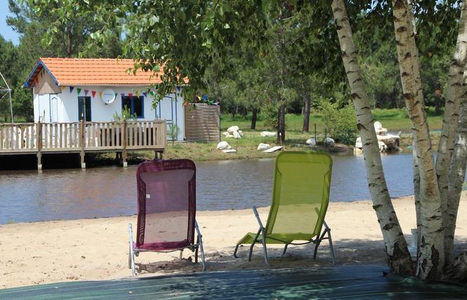 Camping La Rochade 8 - Naujac-sur-Mer