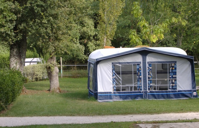 Camping Les Peupliers 11 - Vendays-Montalivet