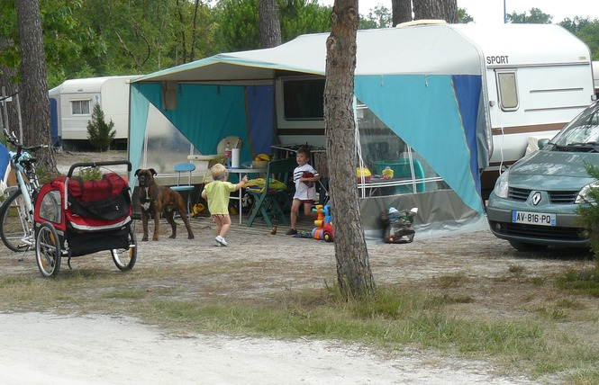 Camping Le Braou 21 - Audenge