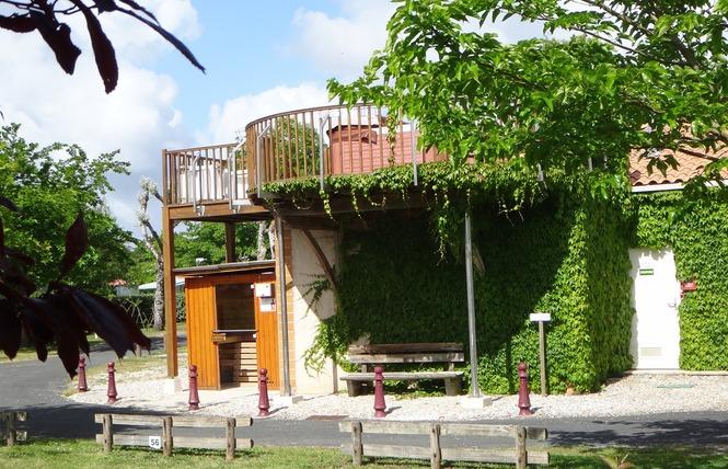 Camping Municipal Les Gabarreys 11 - Pauillac