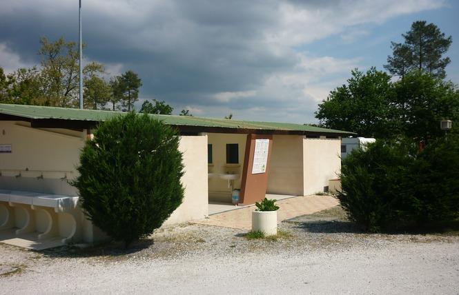 Camping Le Braou 27 - Audenge