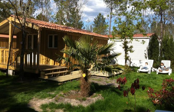 Camping le Paradis, Carcans 30 - Carcans