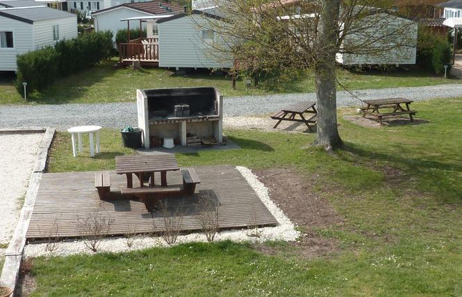 Camping Les Pins 4 - Carcans