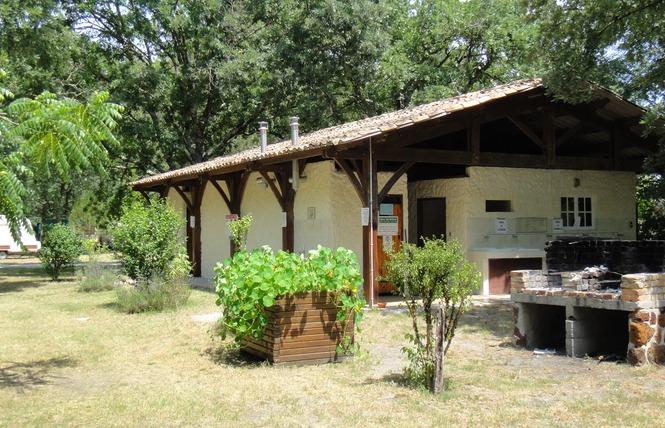 Camping Le Bilos 1 - Salles