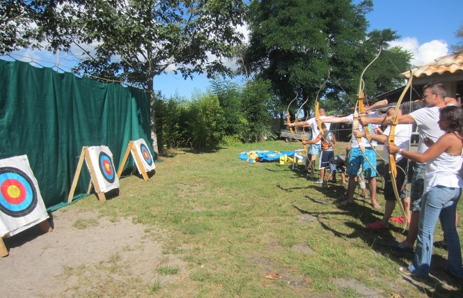 Camping Les Ecureuils, Hourtin 4 - Hourtin