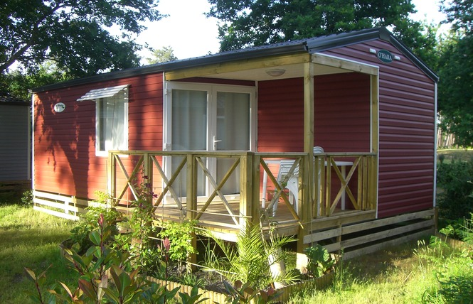 Camping Le Marache 7 - Biganos