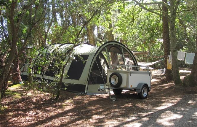 Camping de l'Ermitage 9 - Lacanau