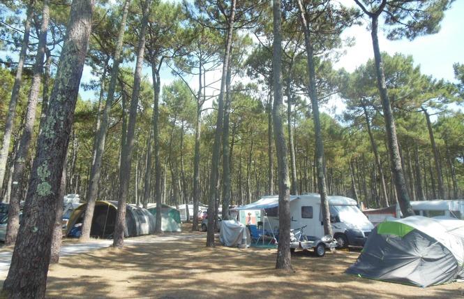Camping Brémontier 7 - Lège-Cap-Ferret