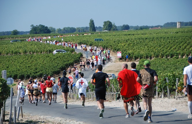 Marathon du Médoc 2 - Pauillac