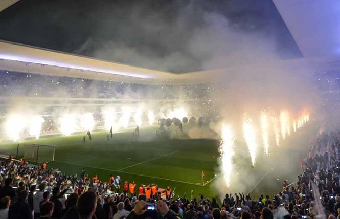 Match des Girondins de Bordeaux Ligue 1 au Matmut Atlantique 6 - Bordeaux