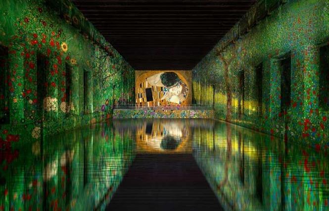 Les Bassins de Lumières à la Base sous-marine à Bordeaux 2 - Bordeaux