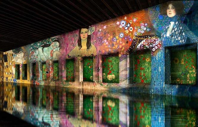 Les Bassins de Lumières à la Base sous-marine à Bordeaux 3 - Bordeaux