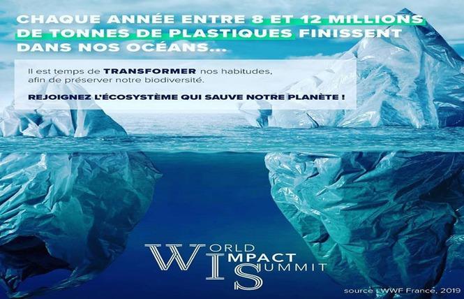 World Impact Summit - Sommet international pour la Planète 2 - Bordeaux