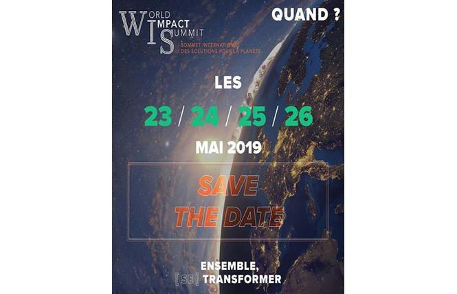 World Impact Summit - Sommet international pour la Planète - Bordeaux Quinconces 1 - Bordeaux